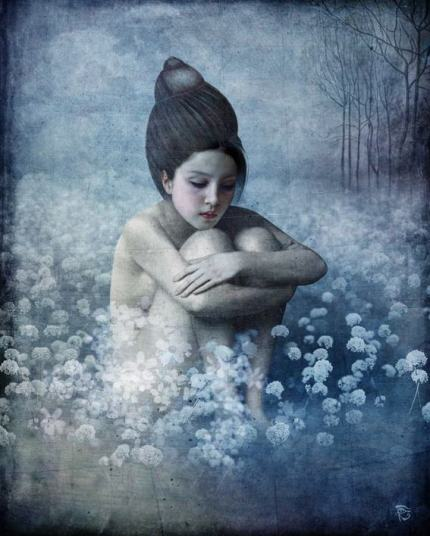 melancholico woman